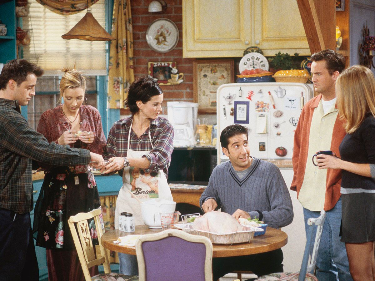 FRIENDS apartment thanksgiving episode ranking pixelwaves blog