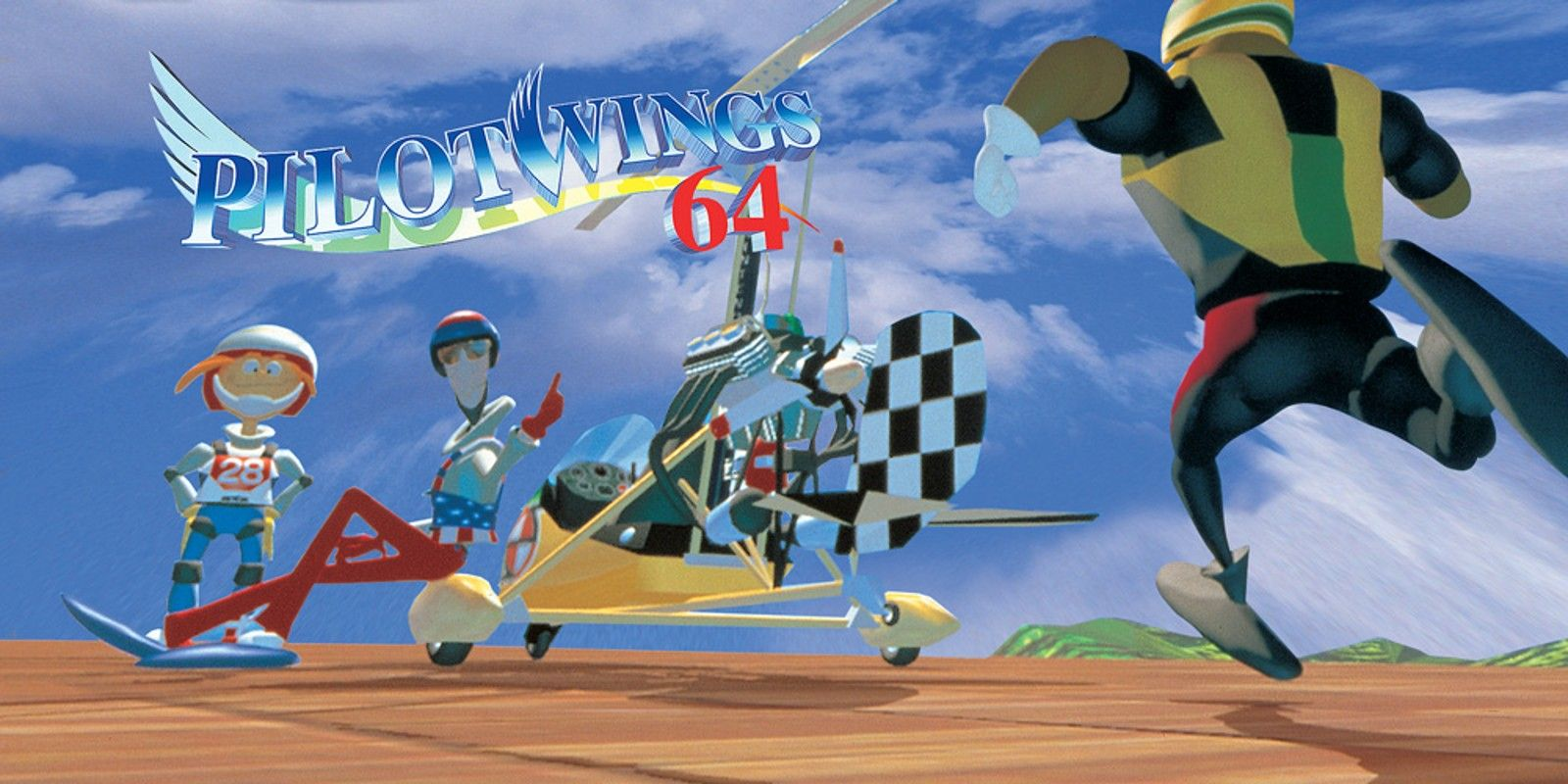 pilotwings 64 pixelwaves blog