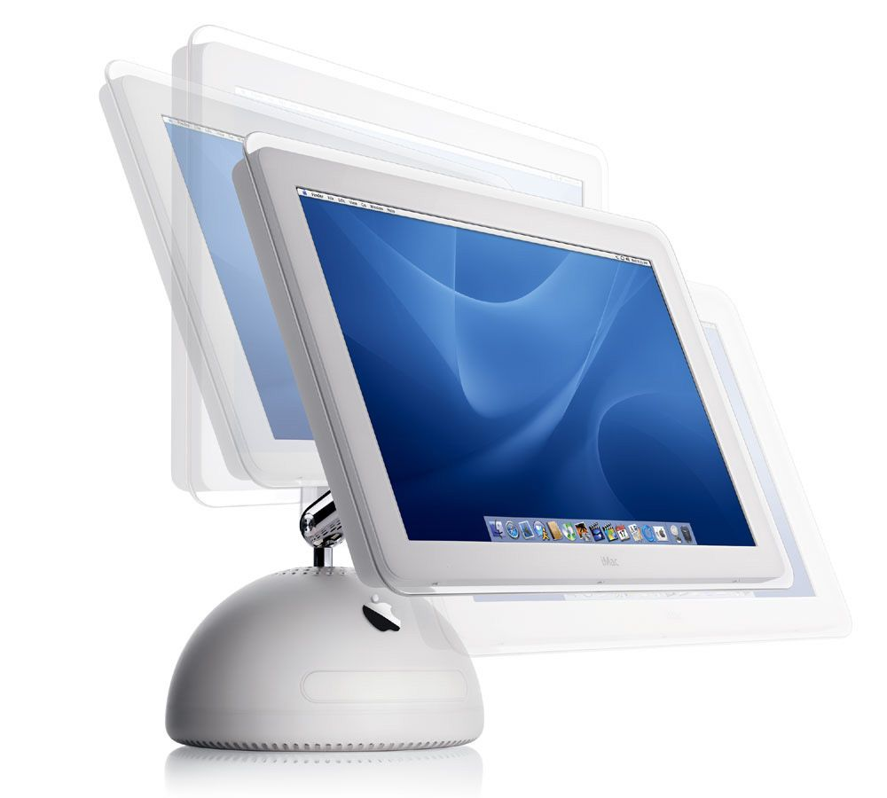 Imac G4 screen positions pixelwaves blog sunflower mac