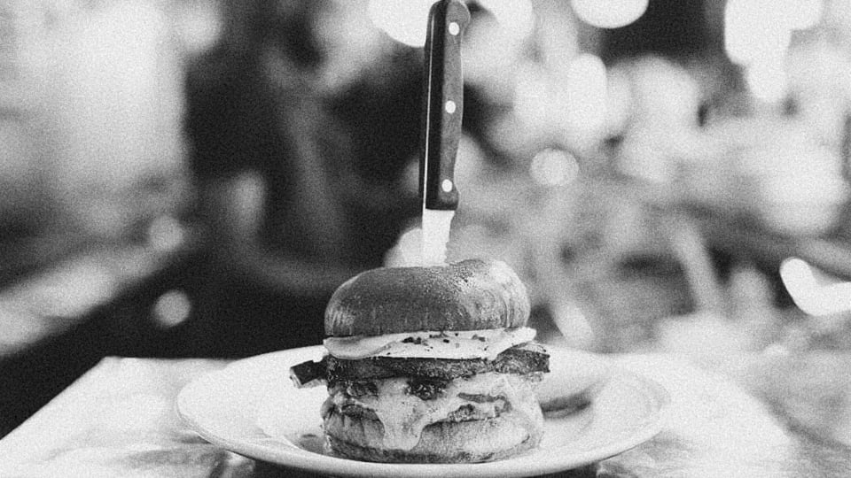 au cheval burger pixelwaves blog